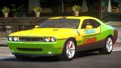 Dodge Challenger SRT8 GST L6 для GTA 4