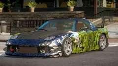 Mazda RX7 CPS PJ8 для GTA 4