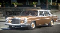 Mercedes-Benz 300SEL Old для GTA 4