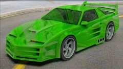 1987 Pontiac Firebird Custom для GTA San Andreas
