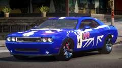Dodge Challenger SRT8 GST L2 для GTA 4