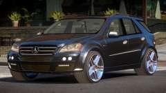 Mercedes ML63 B-Style для GTA 4