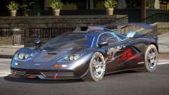 1998 McLaren F1 PJ7 для GTA 4