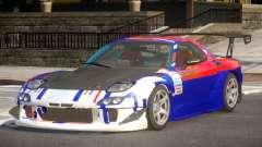 Mazda RX7 CPS PJ1 для GTA 4