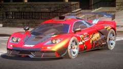 1998 McLaren F1 PJ5 для GTA 4