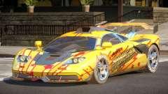 1998 McLaren F1 PJ10 для GTA 4