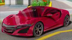 Acura NSX SA для GTA San Andreas