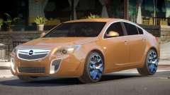 Opel Insignia BS для GTA 4