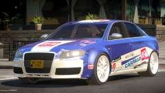 Audi RS4 B7 L7 для GTA 4