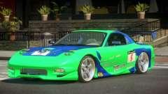 Mazda RX7 L-Tuned L5 для GTA 4