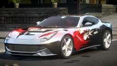 Ferrari F12 BS Drift L6 для GTA 4