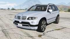 BMW X5 4.8is (E53) 2005 для GTA 5