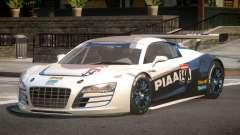 2010 Audi R8 LMS PJ5 для GTA 4
