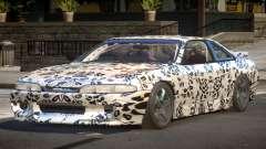 Nissan Silvia S14 Drift PJ9 для GTA 4