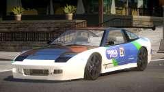 Nissan 240SX GS L3 для GTA 4
