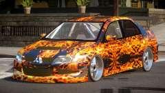 Mitsubishi Lancer Drift PJ1 для GTA 4