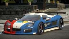Gumpert Apollo Drift L4 для GTA 4
