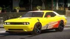 Dodge Challenger Drift L4 для GTA 4
