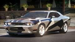 Dodge Challenger SRT8 GST L7 для GTA 4
