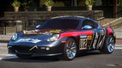 Porsche Cayman R-Tuned L6 для GTA 4