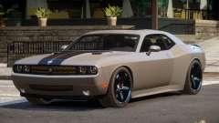 2010 Dodge Challenger SRT8 для GTA 4
