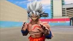 Goku Omni From XV2 для GTA San Andreas