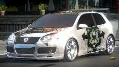 Volkswagen Golf GTI Drift PJ3 для GTA 4