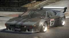 1979 BMW M1 PJ8 для GTA 4
