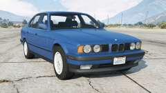 BMW 535i (E34) 1987 add-on для GTA 5