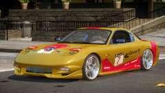 Mazda RX7 L-Tuned L7 для GTA 4