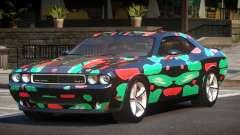 Dodge Challenger SRT8 GST L9 для GTA 4