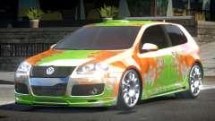 Volkswagen Golf GTI Drift PJ5 для GTA 4