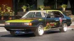 1985 Audi 80 B2 PJ2 для GTA 4
