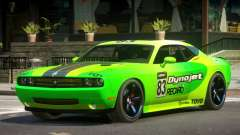 2010 Dodge Challenger SRT8 L3 для GTA 4