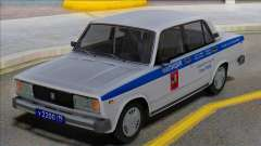 ВАЗ 2105 Милиция ППС 2001 для GTA San Andreas