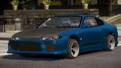 1999 Nissan Silvia S15 для GTA 4