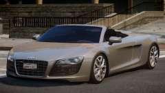 Audi R8 FSI 5.2 SR для GTA 4