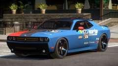 2010 Dodge Challenger SRT8 L5 для GTA 4