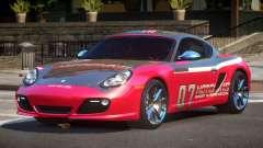 Porsche Cayman R-Tuned L7 для GTA 4