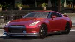 Nissan GTR PSI V1.0 для GTA 4