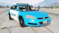 Chevrolet Impala Medford Police для GTA 5
