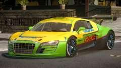 2010 Audi R8 LMS PJ6 для GTA 4