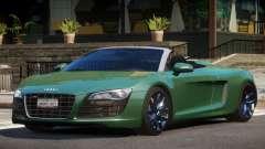Audi R8 FSI SR для GTA 4