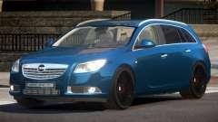 Opel Insignia UL для GTA 4
