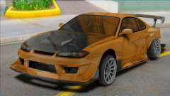 Nissan Silvia S15 DCL - Clean version для GTA San Andreas