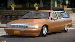 1994 Chevrolet Caprice UL для GTA 4