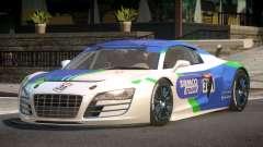 2010 Audi R8 LMS PJ4 для GTA 4