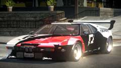 1979 BMW M1 PJ7 для GTA 4