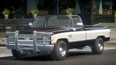 Chevrolet Silverado Old