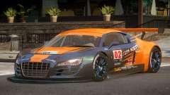 2010 Audi R8 LMS PJ9 для GTA 4
